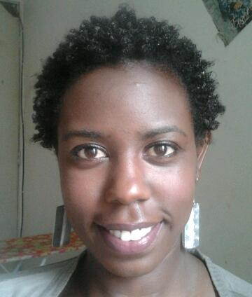 first ever wash and go - Short hair styles, Readers, Female, Adult hair Hairstyle Picture