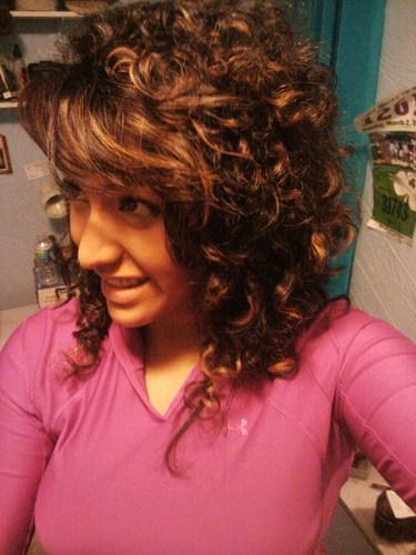 2010-11-25 02.04.56.jpg - Brunette, 3b, Medium hair styles, Readers, Female, Curly hair, Teen hair, Natural Hair Celebration Hairstyle Picture