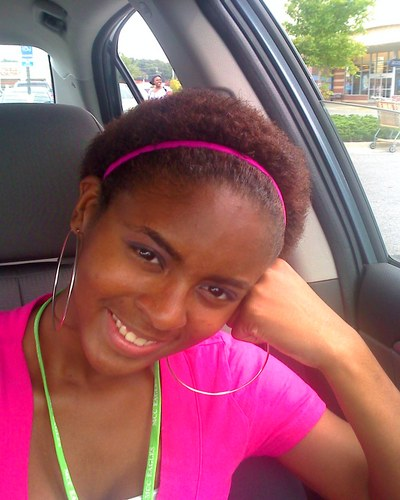 Picked Out TWA - 3c, Very short hair styles, Female, Teen hair, Teeny weeny afro Hairstyle Picture