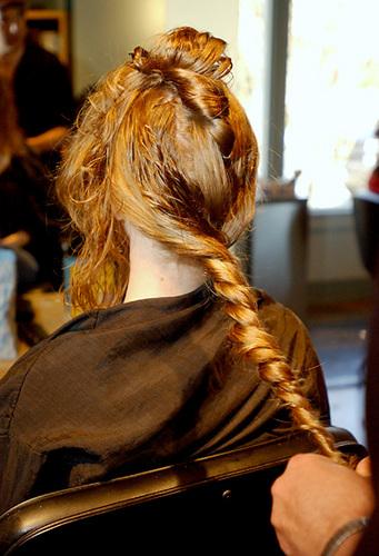 Blonde Twist - Twist hairstyles Hairstyle Picture