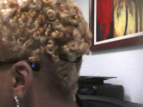 Blonde Coils - Blonde, Readers Hairstyle Picture