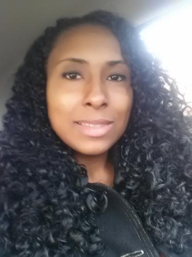December Curls3 - 3b, Long hair styles, Readers, Female, Black hair, Adult hair Hairstyle Picture