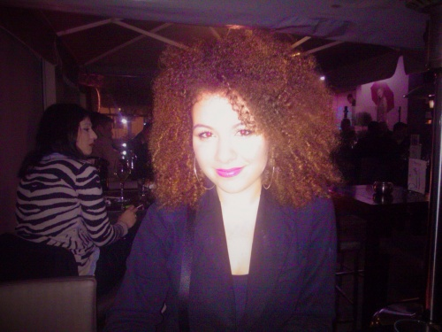 Natural - 3c, Readers, Makeovers, Curly kinky hair Hairstyle Picture