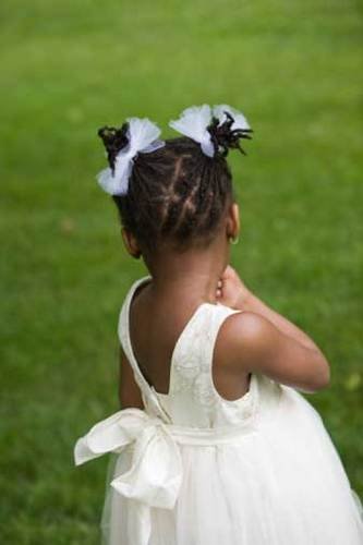 Cornrows - Brunette, Short hair styles, Kids hair, Kinky hair, Styles, Female, Formal hairstyles Hairstyle Picture