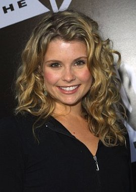 Joanna Garcia - Blonde, 2b, 3a, Celebrities, Wavy hair, Medium hair styles, Female, Curly hair Hairstyle Picture
