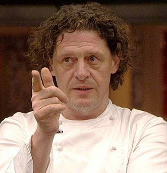 Marco Pierre White - Brunette, Celebrities, Male, Short hair styles, Curly hair Hairstyle Picture