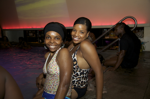 Poolside Naturals at the Curly P - Kinky hair, Female, Textured Tales from the Street Hairstyle Picture