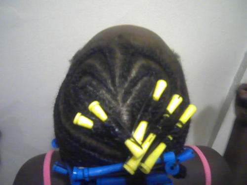 My daughters heart cornrows - Kids hair, Kinky hair, Readers, Cornrows Hairstyle Picture