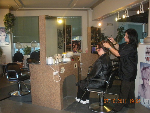 Hala's Hyatt Hair Salon - Readers Hairstyle Picture