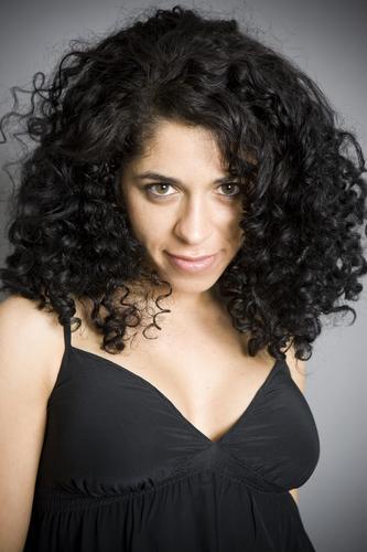 Bella - 3b, Medium hair styles, Readers, Female, Curly hair, Black hair Hairstyle Picture