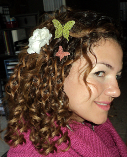 Juliana Reigal Curls.jpg - Readers, All Photos, 2010 Holiday Photos Hairstyle Picture
