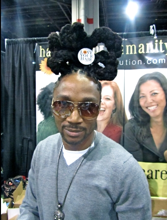 Bronner Brothers 2011 - Male, Textured Tales from the Street Hairstyle Picture
