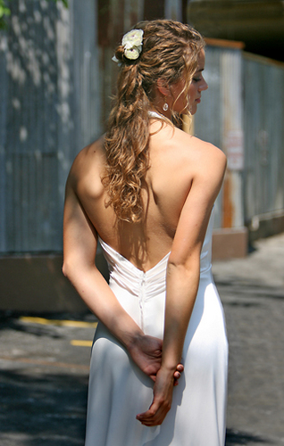 Longing - Blonde, 2b, Wavy hair, Long hair styles, Wedding hairstyles, Summer hair, Styles, Special occasion, Female, Curly hair Hairstyle Picture