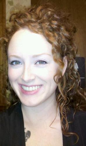 My curls! - Redhead, 3b, Medium hair styles, Long hair styles, Readers, Female, Curly hair, Adult hair Hairstyle Picture