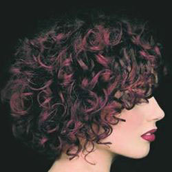 style10.jpg - Redhead, 3a, Short hair styles, Styles, Female, Curly hair Hairstyle Picture