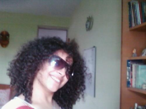 priced possession  - Brunette, 3c, Medium hair styles, Kinky hair, Summer hair, Winter hair, Readers, Female, Curly hair Hairstyle Picture