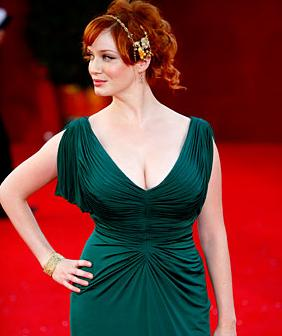 Christina Hendrix - Redhead, 2b, Celebrities, Updos, Long hair styles, Female Hairstyle Picture