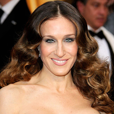 Sarah Jessica Parker - Blonde, Celebrities, Long hair styles, Female, Curly hair, Spiral curls Hairstyle Picture