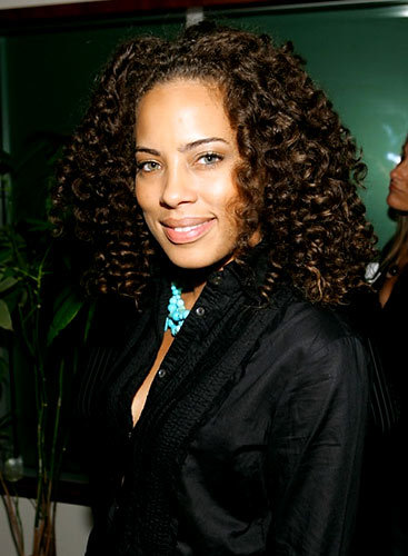 Tawny Cypress curly hair