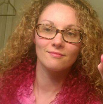 Pink Do - Redhead, Blonde, 3b, Medium hair styles, Long hair styles, Readers, Female, Adult hair, Spiral curls Hairstyle Picture