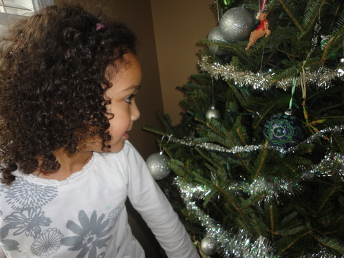My daughter's curls - Female, Formal hairstyles, Spiral curls Hairstyle Picture