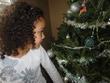 My daughter's curls