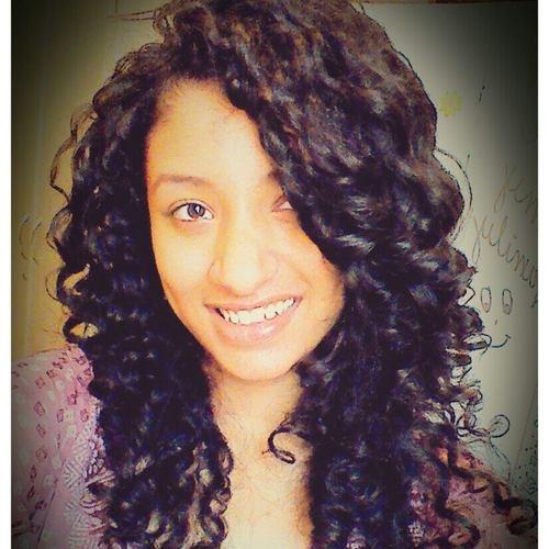 curly curls - 3b, Long hair styles, Readers, Female, Teen hair, Black hair, Adult hair Hairstyle Picture