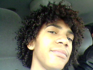 Its me lolz in the sunlight - Brunette, 3c, Male, Medium hair styles, Twist hairstyles, Afro, Readers, Curly hair, Teen hair Hairstyle Picture