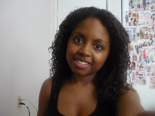 Wash and Go - Brunette, 3b, Medium hair styles, Teen hair Hairstyle Picture
