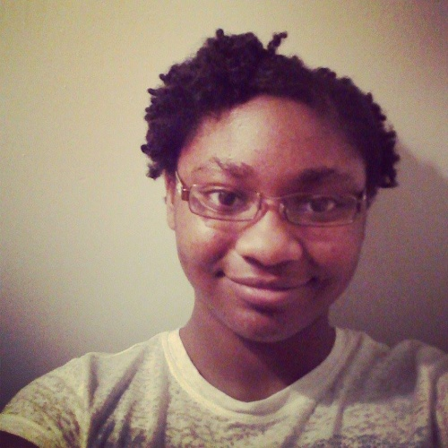 twist out - 4a, Short hair styles, Female, Teen hair, Black hair, Twist out Hairstyle Picture