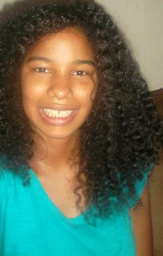 My Tight Curly Hair! 3B/3C - 3b, 3c, Medium hair styles, Female, Curly hair, Teen hair, Black hair, Adult hair, Curly kinky hair Hairstyle Picture