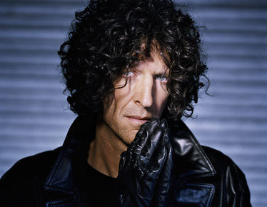 Howard Stern - 3a, Celebrities, Male, Short hair styles, Curly hair, Black hair Hairstyle Picture