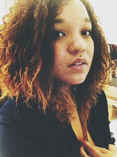 OMBRE + 3B HAIR <3 - Brunette, 3b, Medium hair styles, Readers, Female, Teen hair, Adult hair Hairstyle Picture