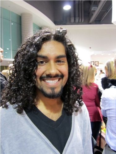 International Salon and Spa Expo - Male, Long hair styles, Curly hair, Black hair, Adult hair, Textured Tales from the Street Hairstyle Picture