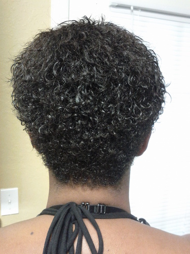 loads of curls - Very short hair styles, Short hair styles, Kinky hair, Readers, Female, Curly hair, Black hair, Adult hair Hairstyle Picture