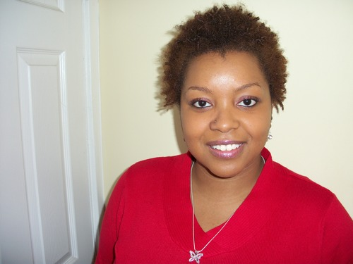 Wash N Go  - Readers Hairstyle Picture