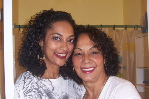 Picture 063cropped.jpg - Readers, Holiday Party Curls Hairstyle Picture