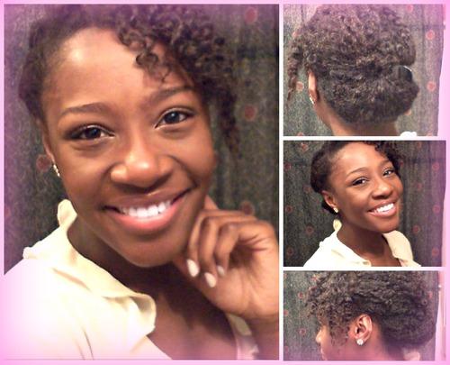 "Simply Elegant ""Natural&quo - Brunette, Blonde, 3b, 2b, 3a, Short hair styles, Medium hair styles, Kids hair, Long hair styles, Twist hairstyles, Braids, Readers, Teen hair, Gray hair, Adult hair, Prom hairstyles, Formal hairstyles Hairstyle Picture"