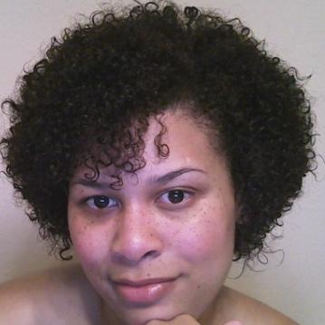 SHORT BUT CUTE - 3c, Short hair styles, Medium hair styles, Readers, Female, Curly hair, Black hair Hairstyle Picture