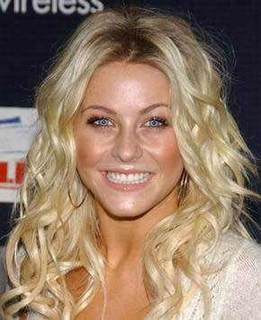 Julianne Hough - Blonde, Celebrities, Wavy hair, Long hair styles, Female, Curly hair Hairstyle Picture
