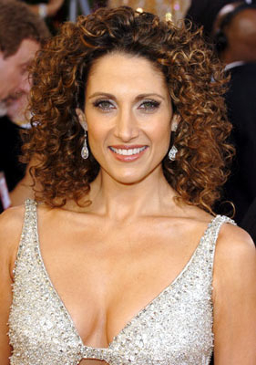 Melina Kanakaredes - Brunette, 3b, Celebrities, Medium hair styles, Curly hair, Adult hair, Formal hairstyles Hairstyle Picture