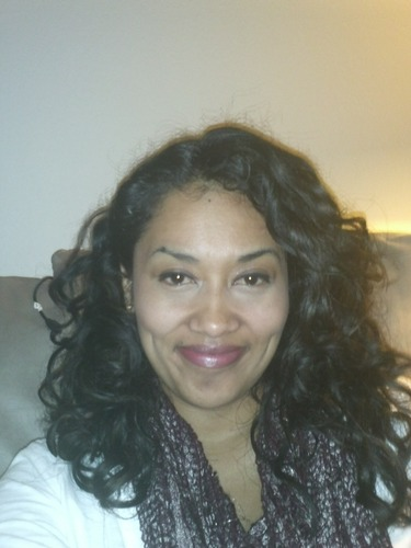 One side up - 3a, Medium hair styles, Readers, Black hair, Adult hair, Layered hairstyles Hairstyle Picture