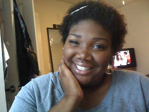 Curly Wash And Go .. - Short hair styles, Kinky hair, Female, Teen hair Hairstyle Picture