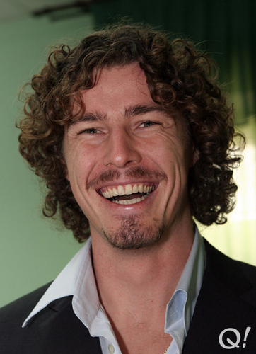 Marat Safin - Blonde, 3a, Celebrities, Male, Curly hair Hairstyle Picture