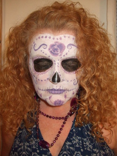 spooky - Redhead, Curly hair, Adult hair Hairstyle Picture