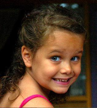 My Curly Girl - Brunette, Mom's Day, Kids hair, Readers, Curly hair, 2c Hairstyle Picture