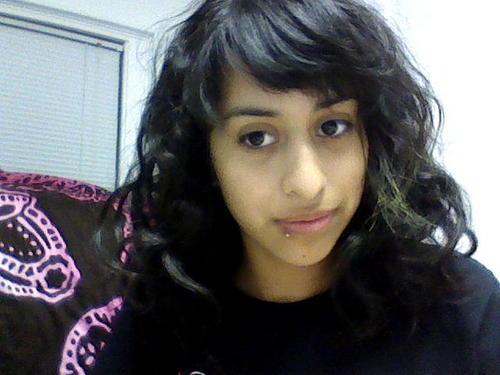 First Photo - Brunette, 3b, 3a, Medium hair styles, Long hair styles, Readers, Female, Curly hair, Teen hair, Black hair, Adult hair, Layered hairstyles, Natural Hair Celebration Hairstyle Picture