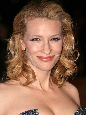 Cate Blanchett - 2a, Blonde, Celebrities, Wavy hair, Medium hair styles, Adult hair, Formal hairstyles Hairstyle Picture