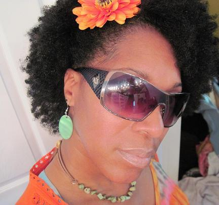 My 1st stretched curly firece fr - Brunette, 4a, Short hair styles, Medium hair styles, Kinky hair, Afro, Female, Curly hair, Adult hair, Twist out, Curly kinky hair, Natural Hair Celebration, Textured Tales from the Street Hairstyle Picture