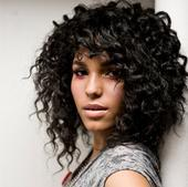 Vita Chambers - Brunette, 4a, Celebrities, Kinky hair, Female, Teen hair Hairstyle Picture